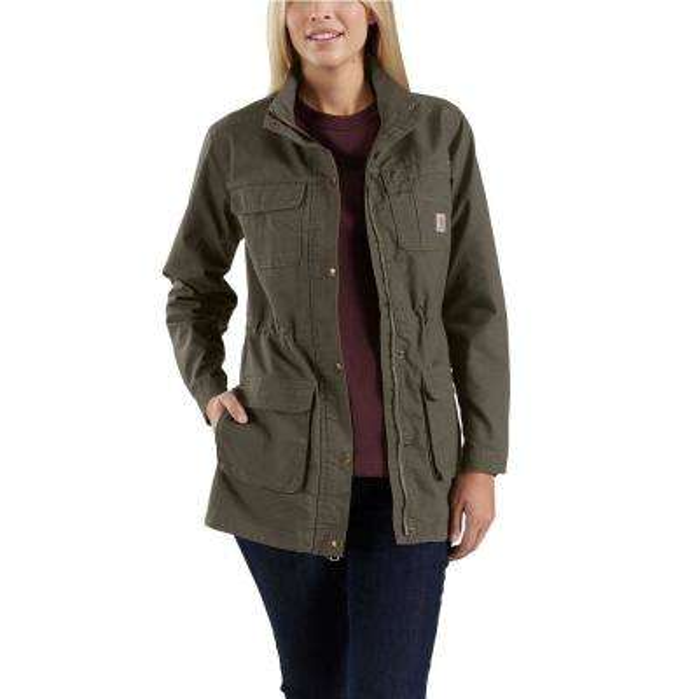 Women's Large Tarmac Ripstop Smithville Jacket