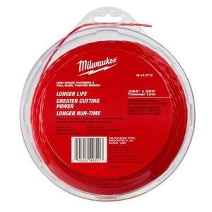 Milwaukee 0.095 inch x 250 ft. Trimmer Line by Milwaukee