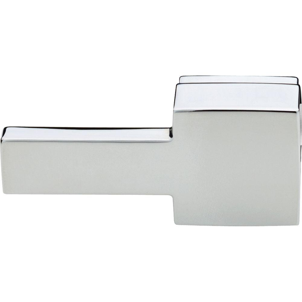 Delta Vero Universal Toilet Handle in Chrome (Grey)