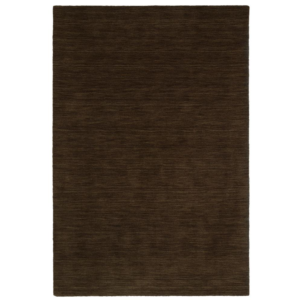 Renaissance Chocolate 5 ft. x 7 ft. 6 in. Area Rug