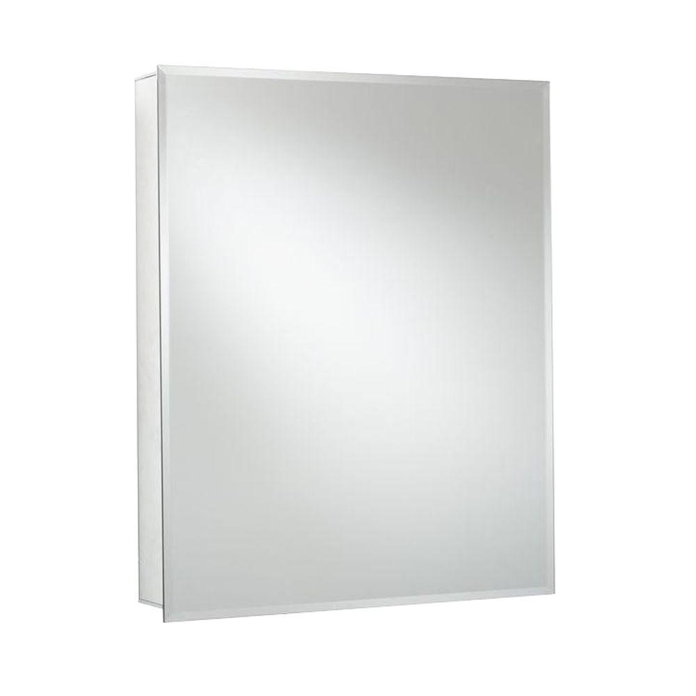 Croydex 20 in. W x 26 in. H Recessed or Surface-Mount Bathroom ...