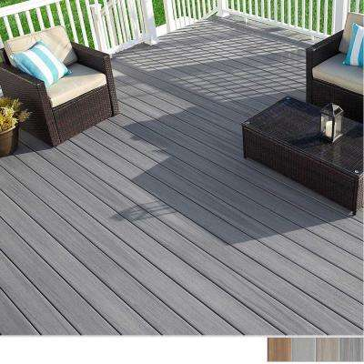 Paramount PVC Decking Board