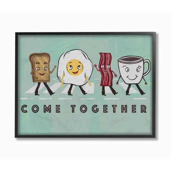 The Stupell Home Decor Collection 16 In X 20 Come Together Rock