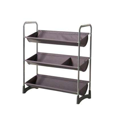 3-Tier Sports Shelf