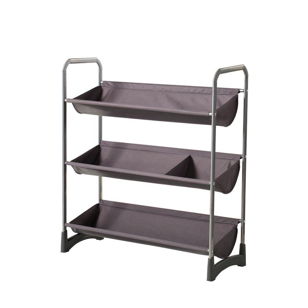 3-Tier Sports Shelf