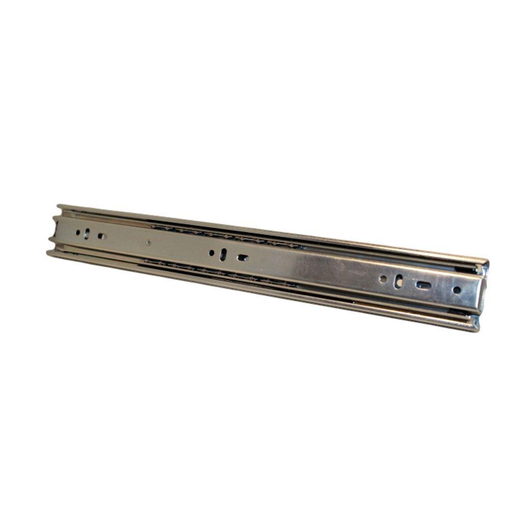 8 in. Steel Ball Bearing Full Extension Drawer Slide (20-Pack)