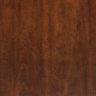 Jordheim 4 in. x 4 in. Vanity Finish Sample in Antique Cherry