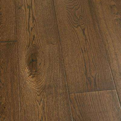 Take Home Sample - French Oak Stinson Engineered Hardwood Flooring - 5 in. x 7 in.