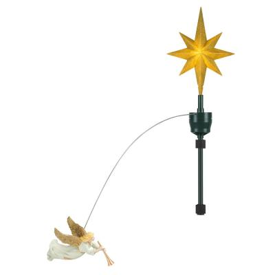 Animated Angel Tree Topper