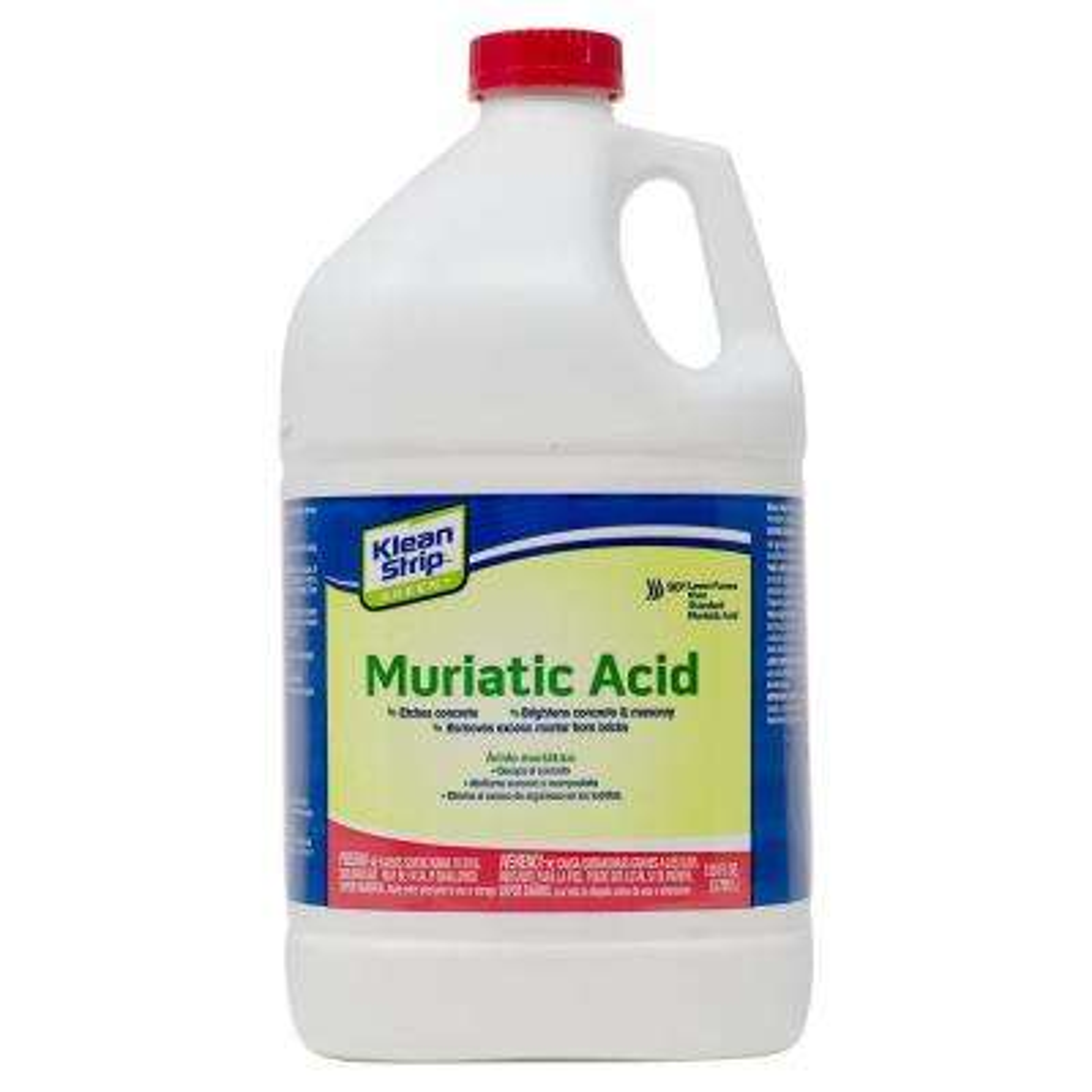 1 Gal. Green Muriatic Acid
