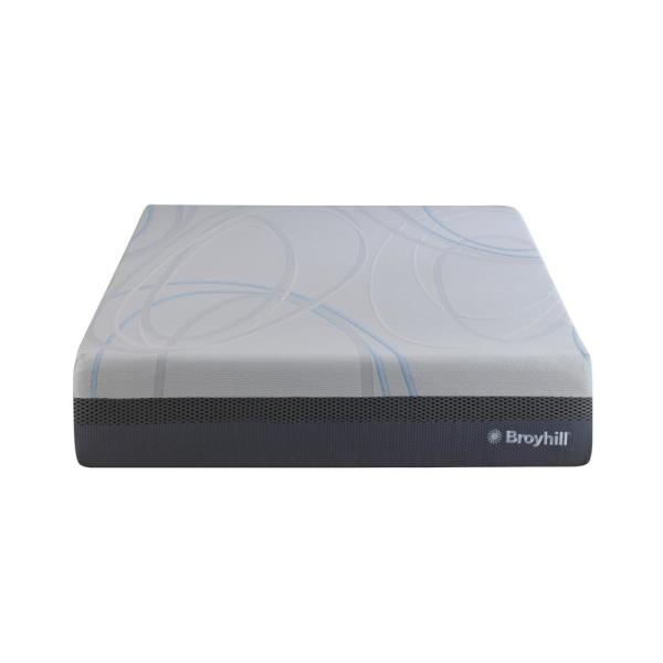 Broyhill O2 10 inch Full Gel Foam Mattress