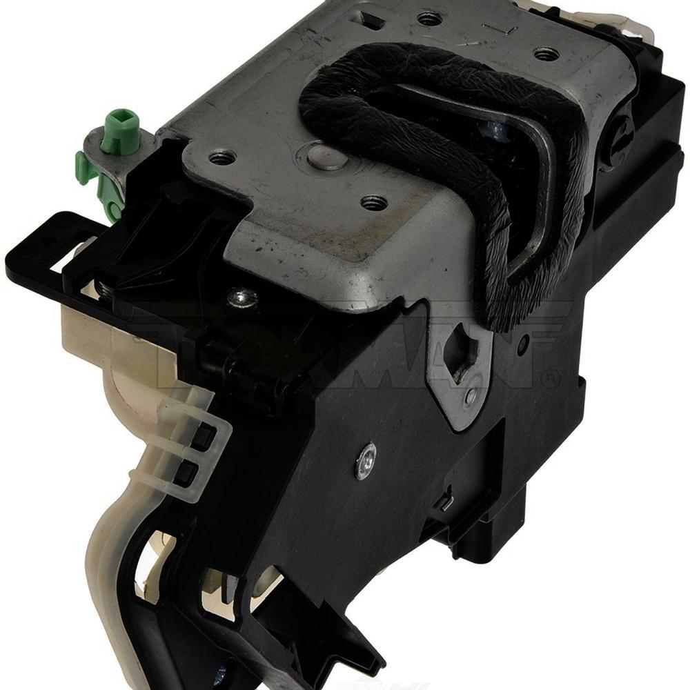 Door Lock Actuator Motor - Rear Left