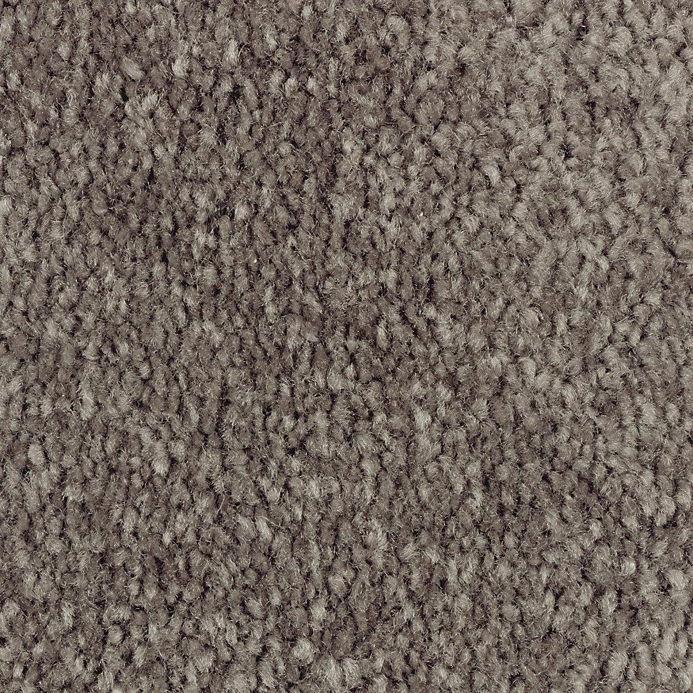 Carpet Sample - Mason II - Color Hammered Iron Texture 8