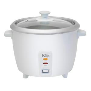 Click here to buy Elite 6-Cup Rice Cooker by Elite.