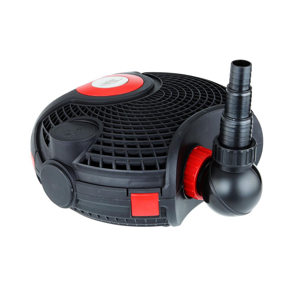 Eco-Sphere Pump with Controller 5400GPH / 33 ft. Cord 0.60 HP