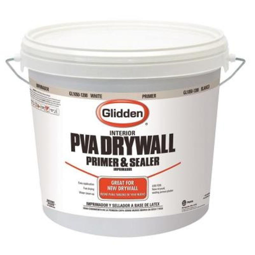 Glidden Pro At The Home Depot: Glidden Professional 2-gal. Interior PVA Drywall Primer