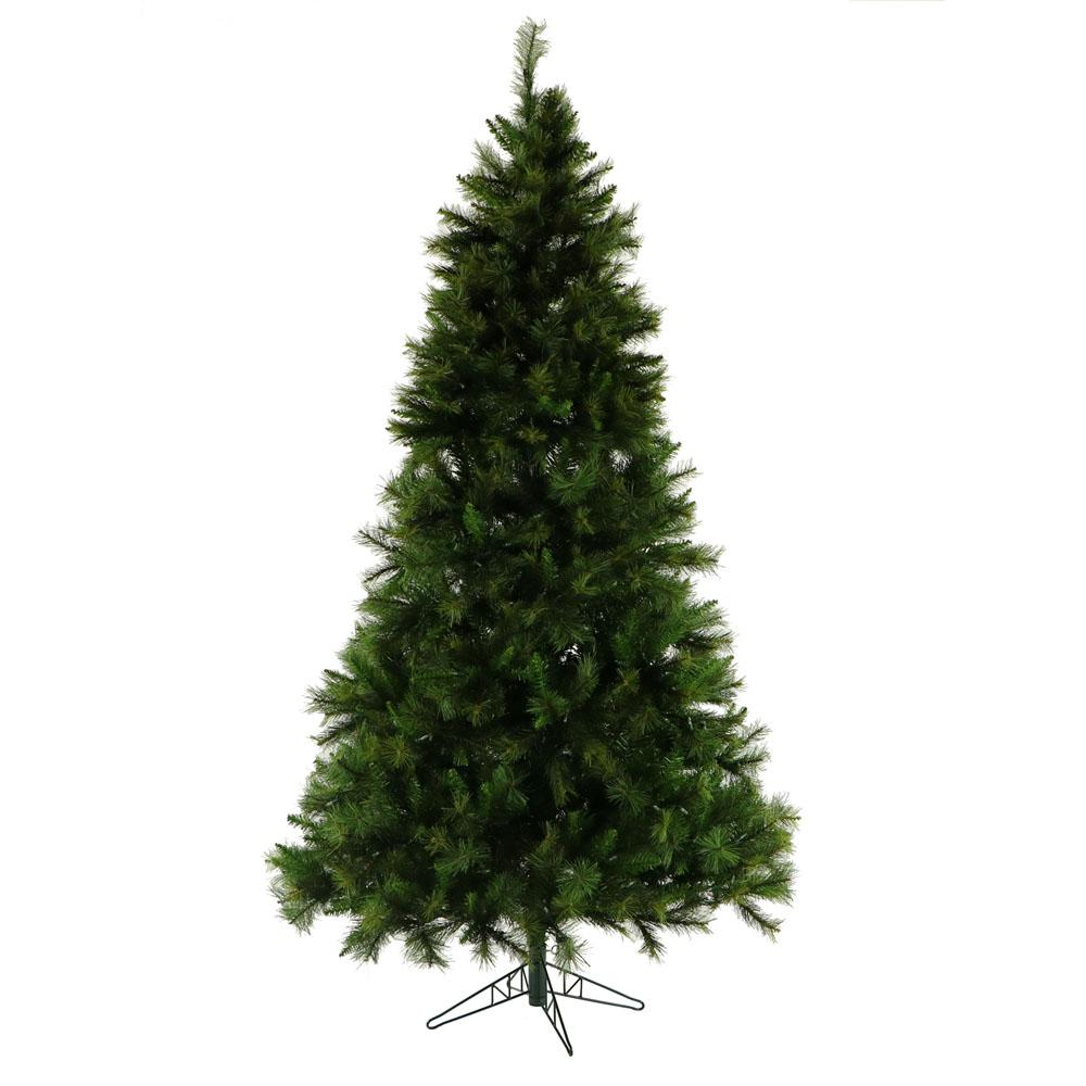 Fraser Hill Farm 6.5 ft. Unlit Canyon Pine Artificial Christmas Tree