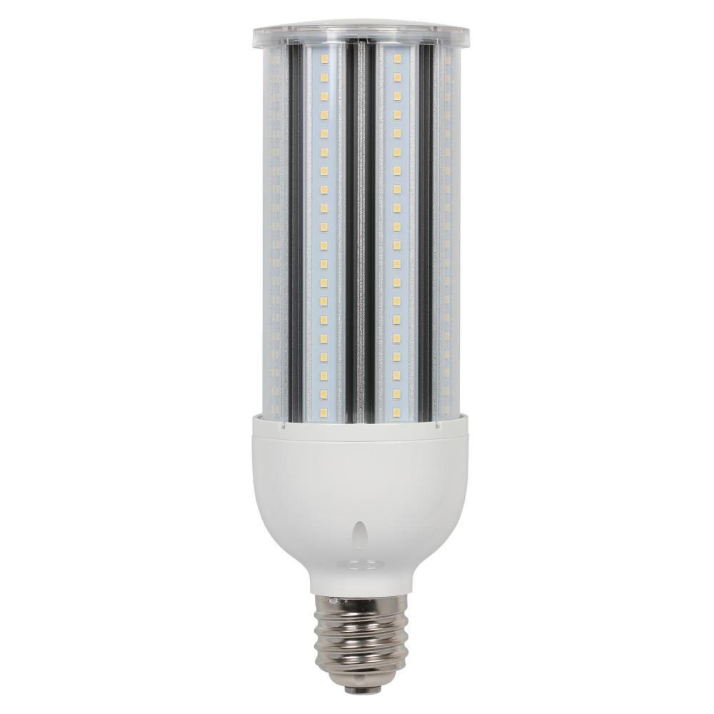 400W Equivalent Daylight T28 Corn Cob Mogul Base LED Light Bulb