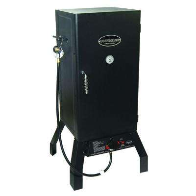 CookMaster Propane Gas Smoker