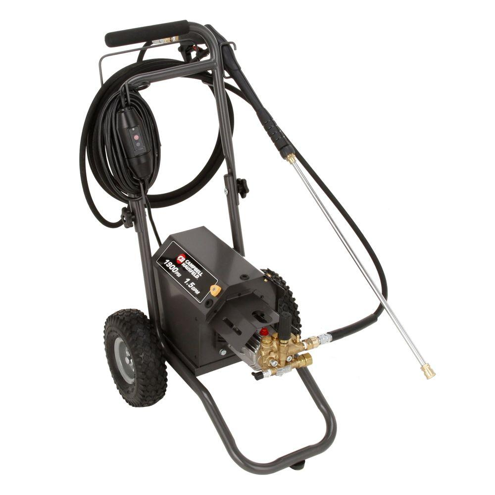 Campbell Hausfeld 1,900 psi 1.5 GPM AR Pump Electric Pressure Washer