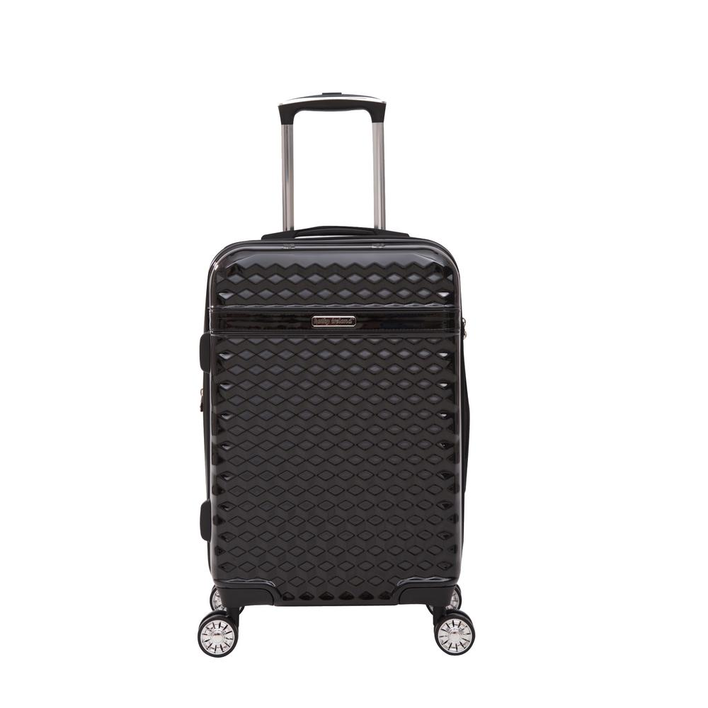 Audrey 22 in. Black Hardside Spinner Luggage