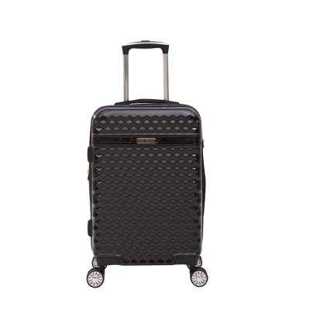 Audrey 22 in. Black Hardside Spinner Luggage