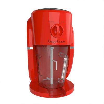 Froze Drink Red Stand Mixer
