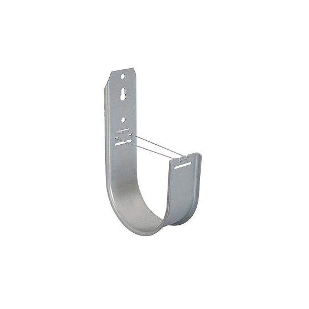 4 in. Wall and Ceiling Mount J-Hook