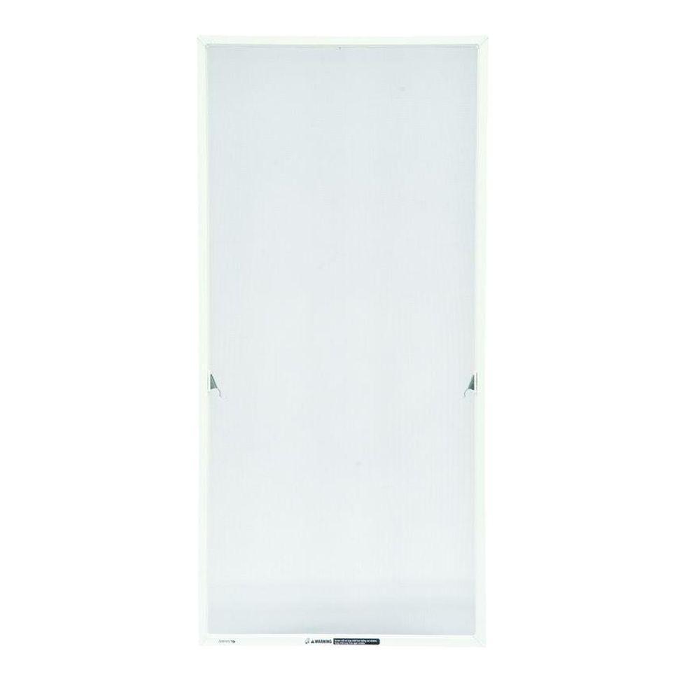 Andersen 24 15 16 in x 48 11 32 in aluminum casement for Andersen casement window screens