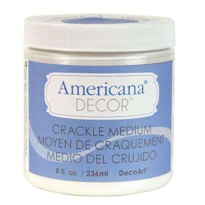 Americana Decor 8-oz. Crackle Medium