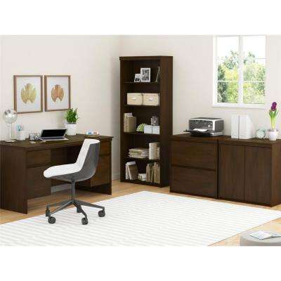 Resort Cherry Desk with Storage