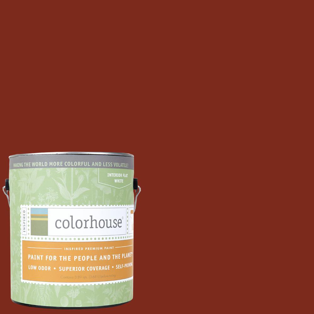 1 gal. Wood .03 Flat Interior Paint