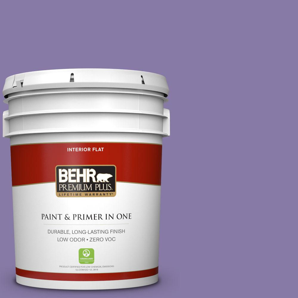 BEHR Premium Plus 5-gal. #M560-5 Second Pour Flat Interior Paint