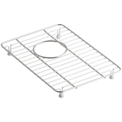 Riverby 9.5625 in. x 14.125 in. Stainless Steel Sink Basin Rack