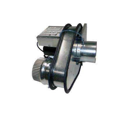 4 in. Dryer Exhaust Duct Power Ventilator Fan