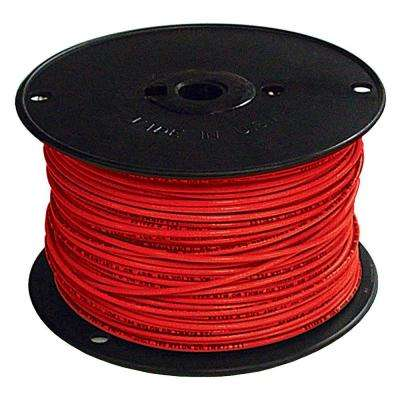 6 - Red - Wire - Electrical - The Home Depot