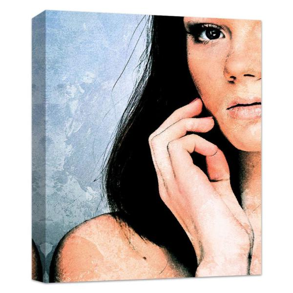 PTM Images 10 in. x 12 in. ''Glam Sight'' Canvas Wall
