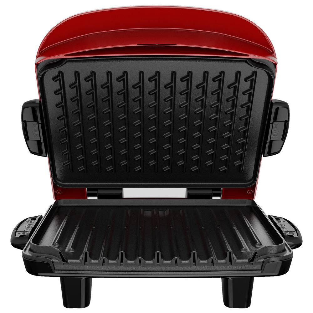 Removable Plate Indoor Grill