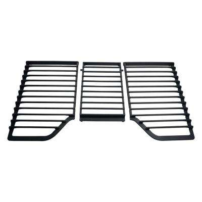 36 in. 4-Burner Kit Wetstone Grate