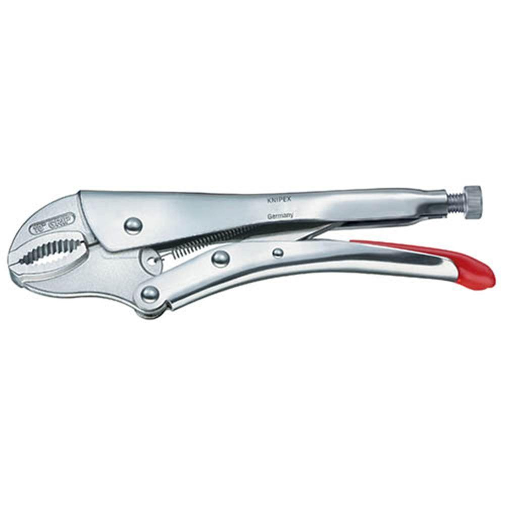12 in. Locking Pliers with Round Jaws