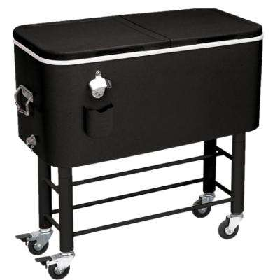 Entertainer 77 Qt. Rolling Party Cooler