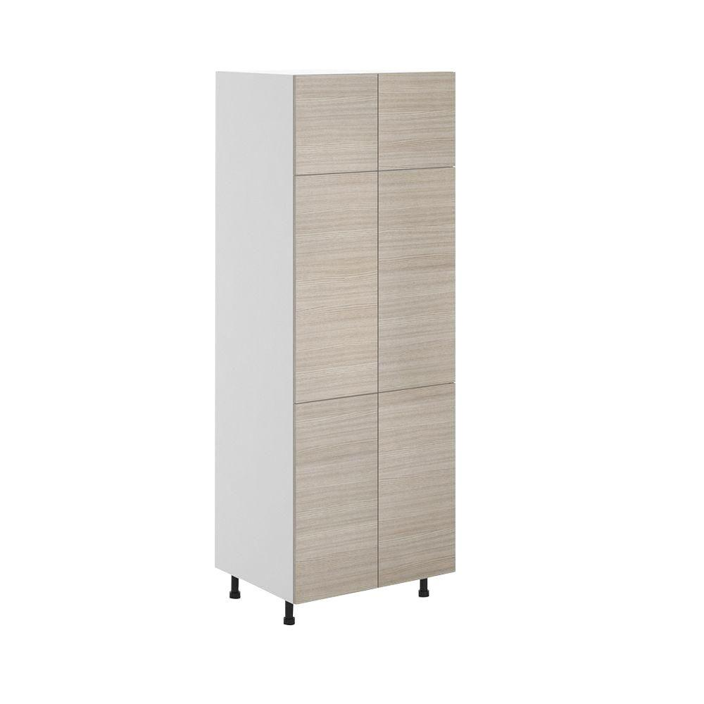 Geneva Ready to Assemble 30 x 83.5 x 24.5 in. Pantry/Utility