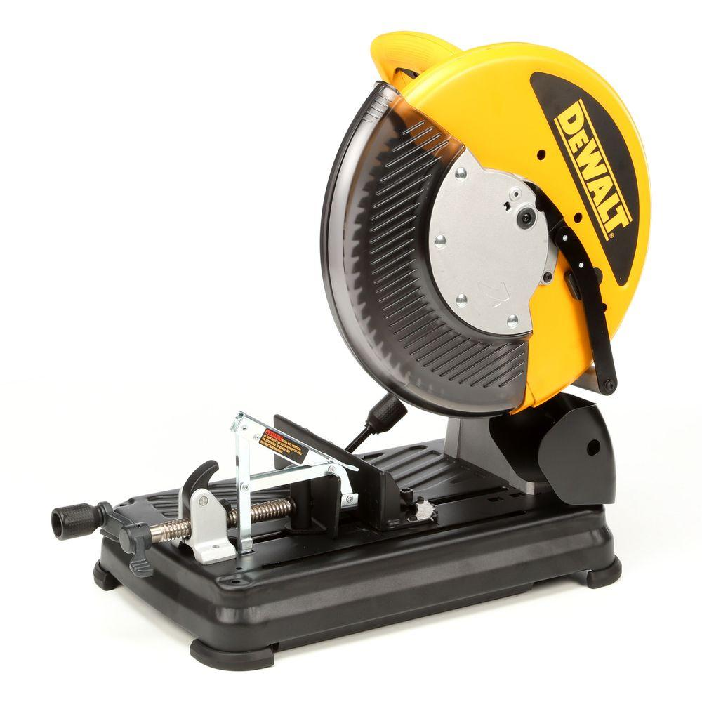 dewalt 15 amp 14 in 355 mm multi cutter saw dw872 the. Black Bedroom Furniture Sets. Home Design Ideas