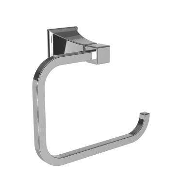 Rydder Towel Ring in Polished Chrome