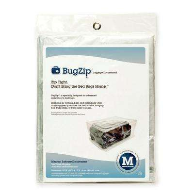 Medium Bed-Bug Resistant Suitcase and Clothing Encasement