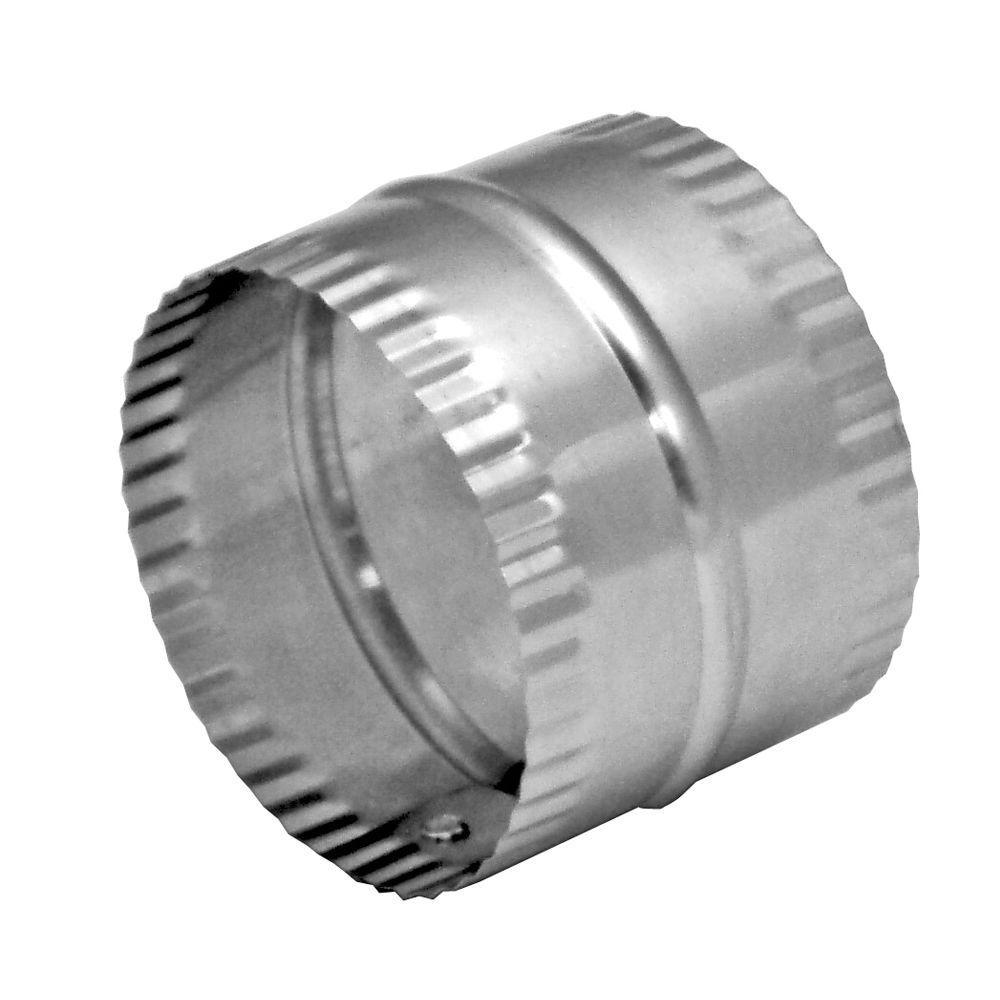 3 in. Aluminum FTG Duct Connector