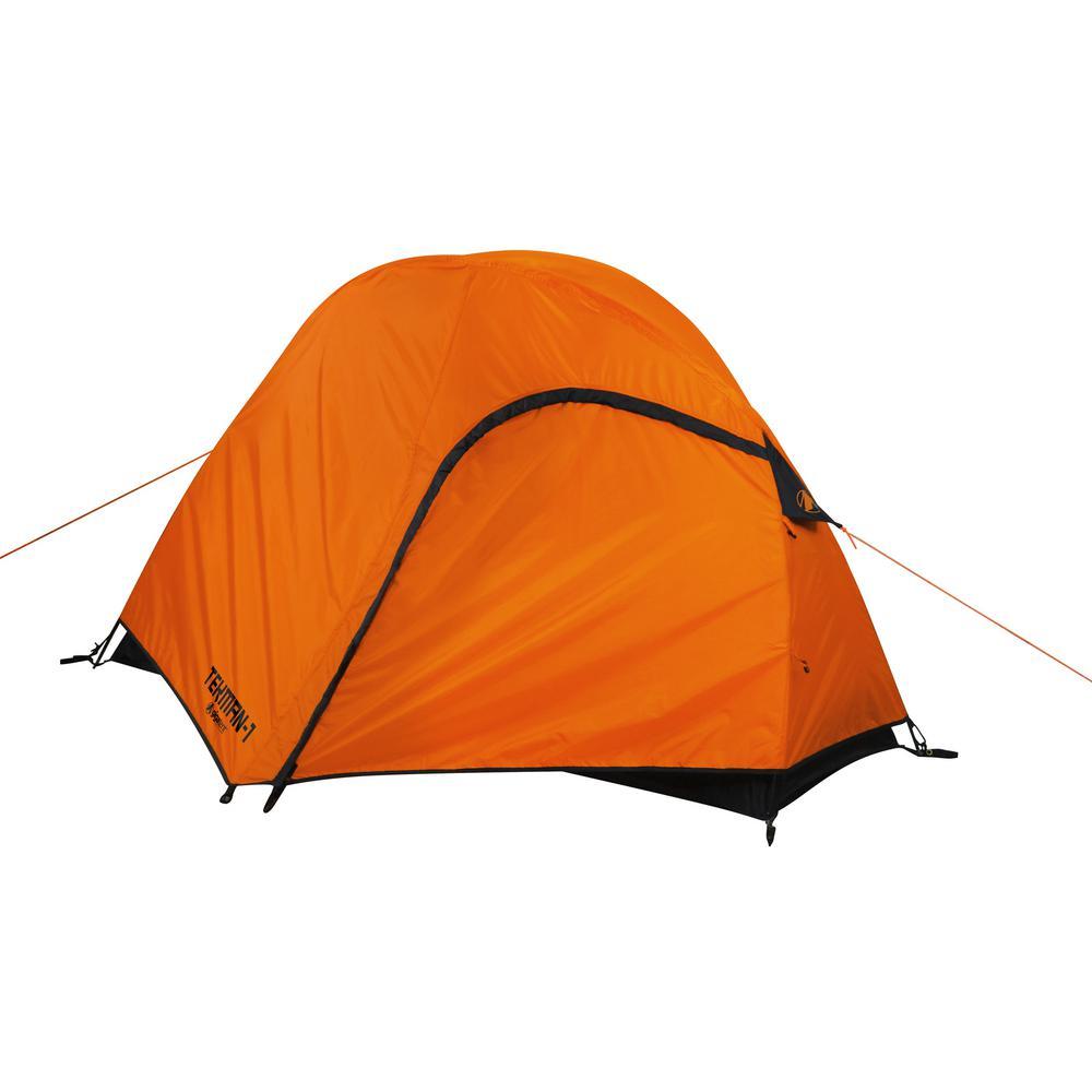 1-Person 3-Season Dome Tent