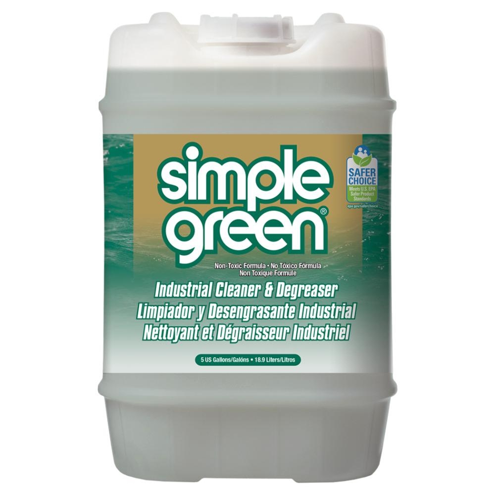 Simple Green 5 Gal. Concentrated All-Purpose Cleaner and Degreaser