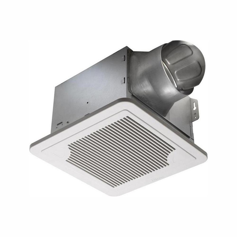 Delta Breez Smart Series 150 CFM Ceiling Bathroom Exhaust Fan, ENERGY STAR