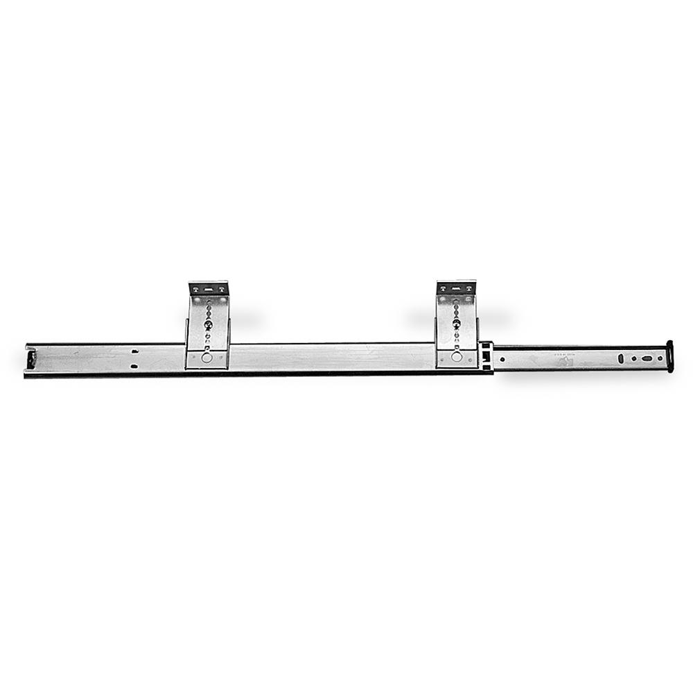 Tremendous Knape Vogt 8157 Series 14 In Under Surface Pull Out Shelf Or Keyboard Slide 1 Pair Home Interior And Landscaping Ponolsignezvosmurscom